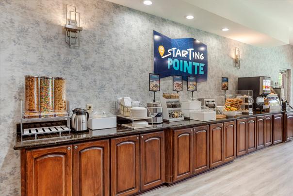Hotel Lobby Photo
